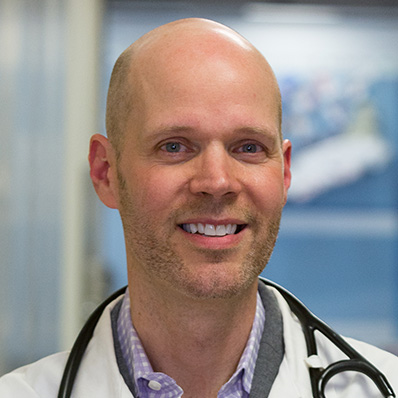 Kyle Holen, M.D., Head, Development Design Center